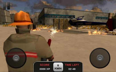 Firefighter Simulator 3D APK screenshot thumbnail 3