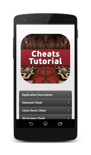 Cheat code Guide