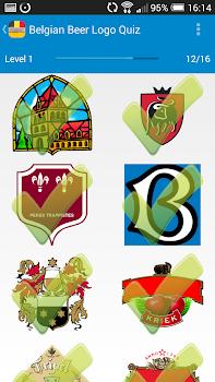 Belgian Beer Logo Quiz