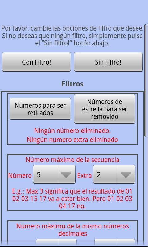 España Loterías- screenshot