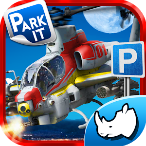 Fly Helicopter Battle Parking for PC and MAC