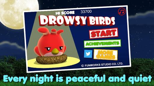 Drowsy Birds - Tweet Wings