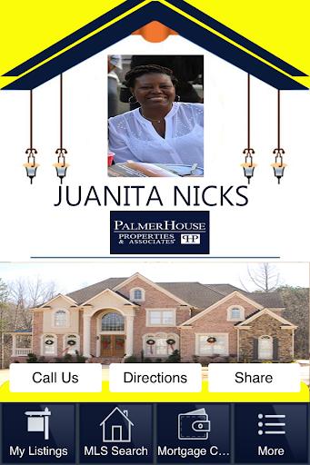 Juanita Nicks - Real Estate