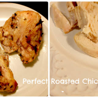 Perfect Roasted Chicken Breasts.