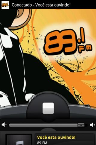 Radio 89FM - screenshot