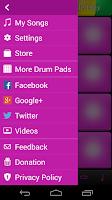Screenshot of Electro Drum Pads