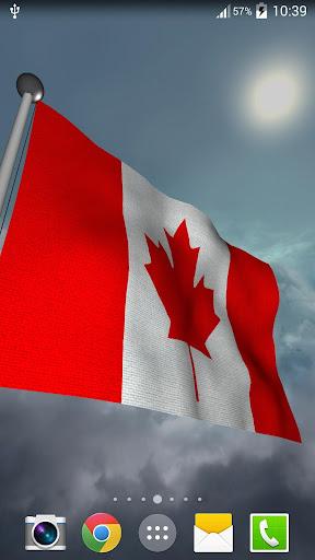 Canada Flag + LWP