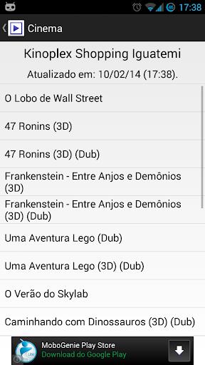 Cinemas Fortaleza