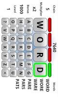 Screenshot of Word Chain Free