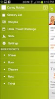 Screenshot of Vemma Bod·ē App