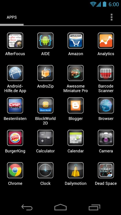 Plate theme 4 apex launcher android apps on google play for Wallpaper home launcher