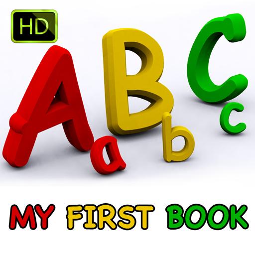我的第一本書的英文ABC 教育 App LOGO-APP開箱王