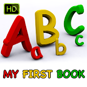 My first book of English ABC