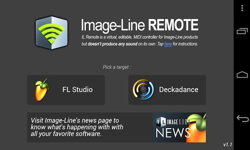 Image-Line Remote