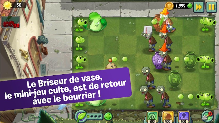 android Plants vs. Zombies™ 2 Screenshot 4