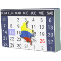 Calendario Festivos Colombia 3.0.1