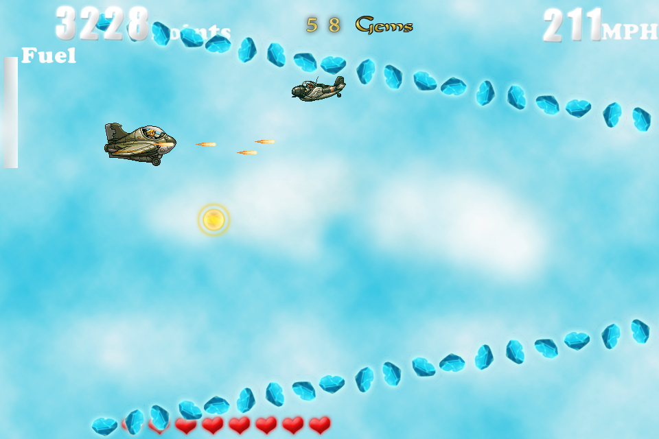 Pocket Flight - screenshot