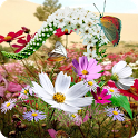 Flowers Live Wallpapers icon