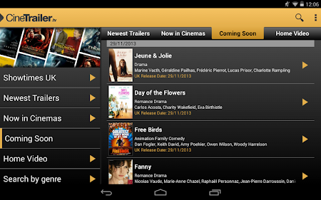 CineTrailer Cinema 3.1.8 screenshot 206347