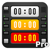 Multi Stopwatch and Timer Pro