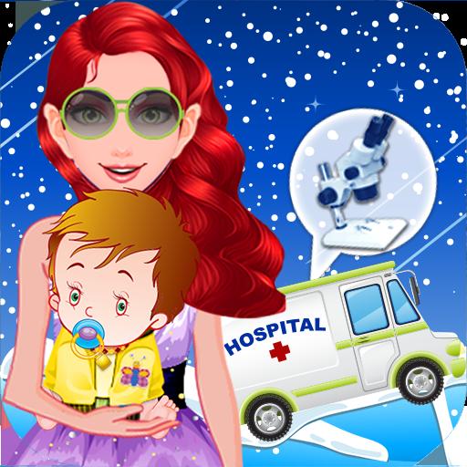 公主新生嬰兒手術 LOGO-APP點子