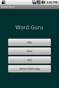 Word Guru- screenshot thumbnail