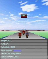 Screenshot of Moto GP Android