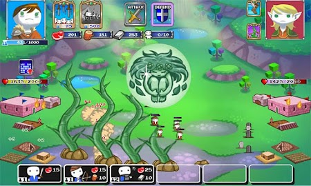 Nano Kingdoms - New Age Screenshot 3
