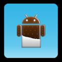 Minimal Blue CM11 AOKP Theme icon