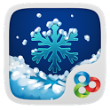 SNOW GO Launcher Theme icon