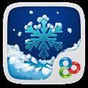 SNOW GO Launcher Theme icon