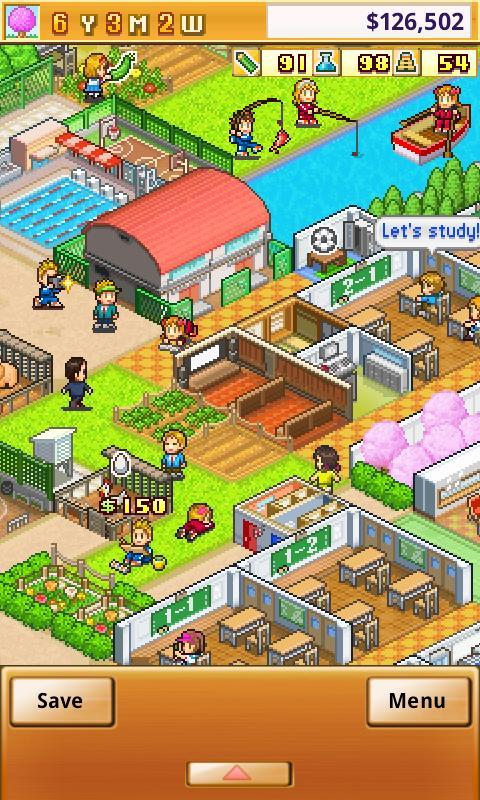 Pocket Academy Lite screenshot #1