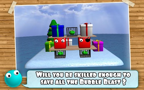Bubble Blast Rescue - screenshot thumbnail