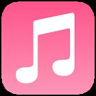 Poweramp Cool Pink Skin 5 in 1 icon