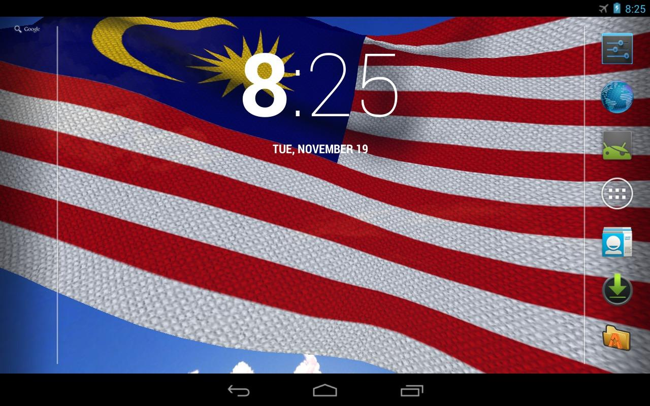 3d malaysia flag android apps on google play for 3d wallpaper for home malaysia