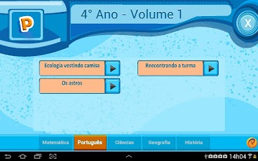 4º Ano - Volume 1 Android Education