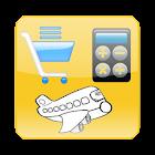旅行计算器 icon