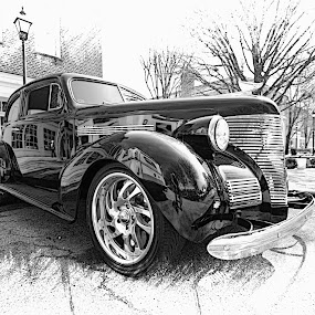 Smooth Ride by RomanDA Photography - Transportation Automobiles ( 2014, cars, spring, cruise-in )