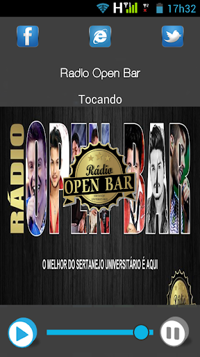Rádio Open Bar