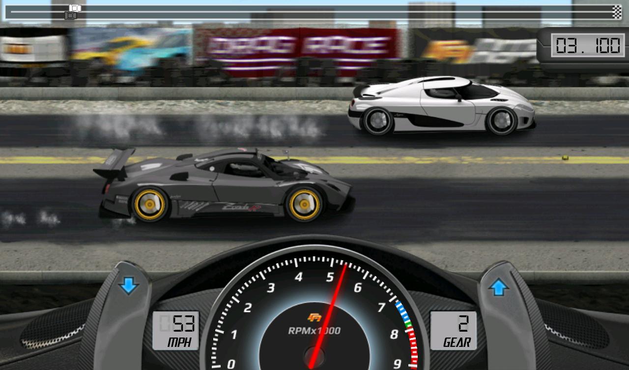 Drag Racing screenshot #17