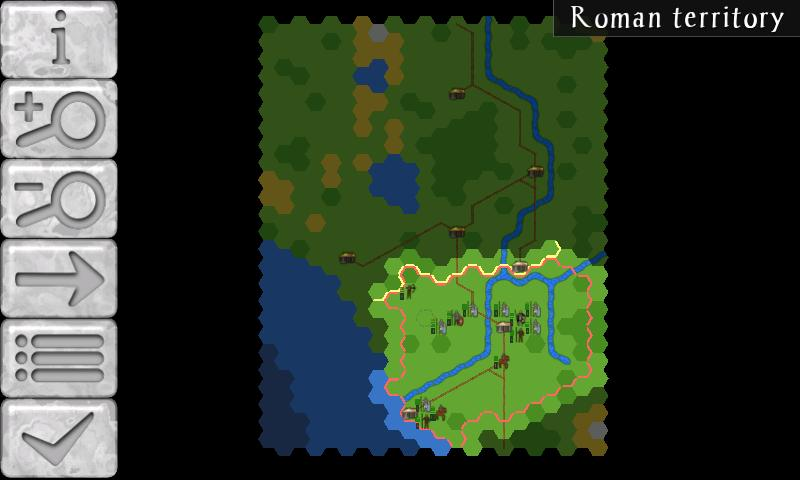 Populus Romanus- screenshot