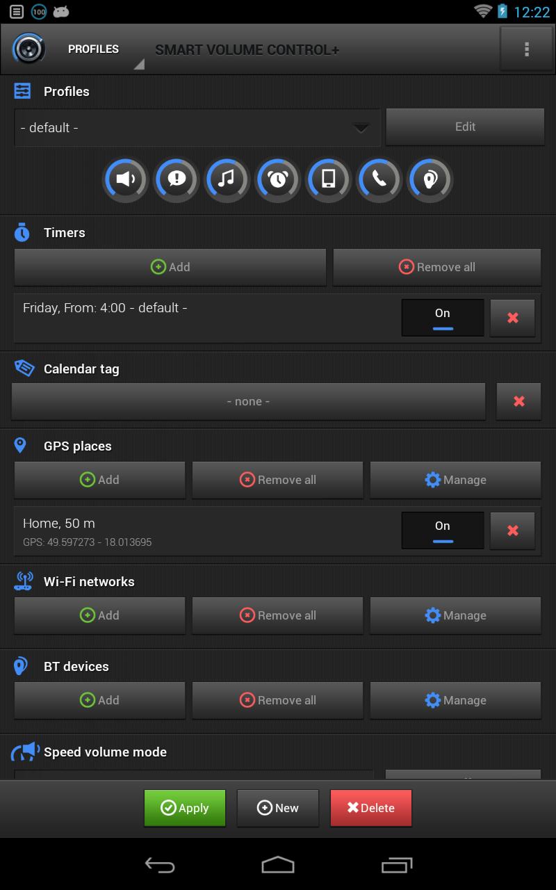 Smart Volume Control + screenshot #17