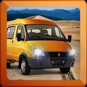 Russian Minibus: Gazelle