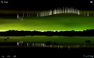 Screenshot of Aurora magnificus