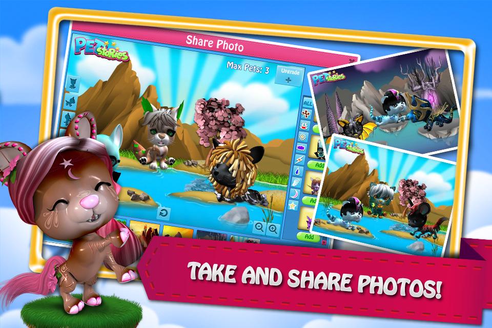 Pet Stories - screenshot