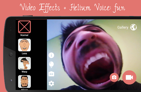 Funny Camera - Video Booth Fun- screenshot thumbnail