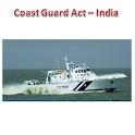 Coast Guard Act - India icon