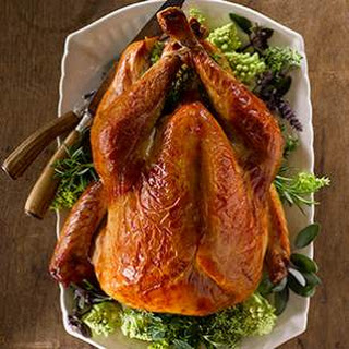 Cider-Brined Turkey