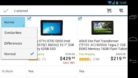 Newegg Mobile Screenshot 23