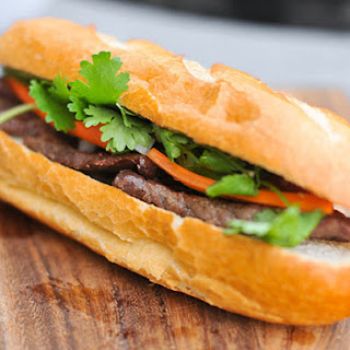Steak Banh Mi